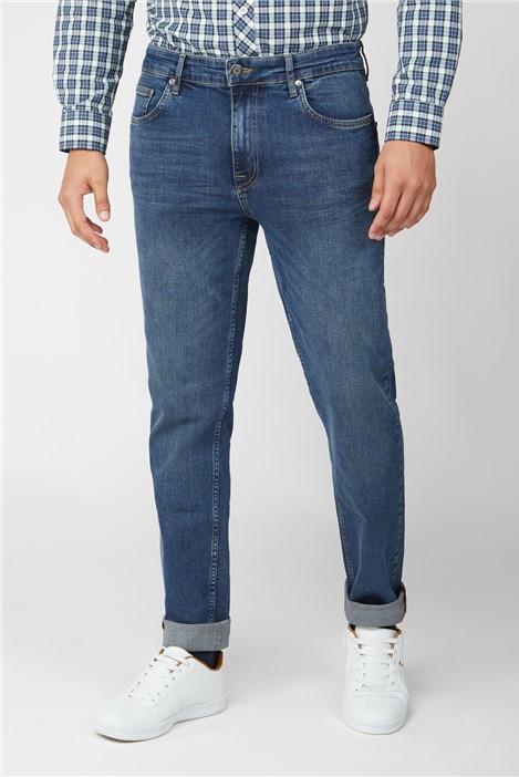 Ben Sherman Stonewash Slim Fit Jean