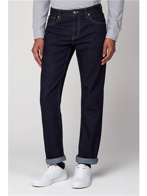 Ben Sherman Rinsewash Straight Fit Jean