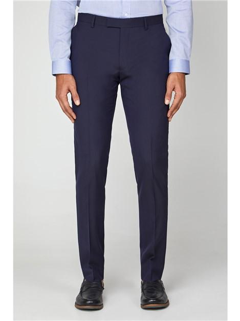 Ben Sherman Blue Depths Tonic Camden Trouser