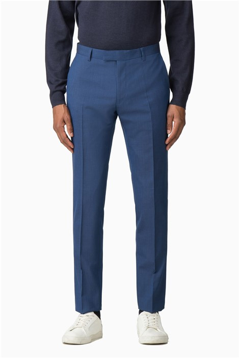 Ben Sherman Bright Blue Tonic Camden Trouser