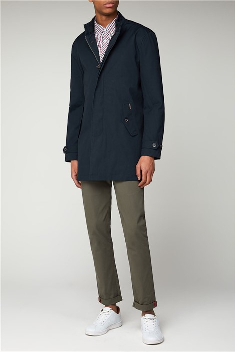 Ben Sherman Navy Classic Fit 'Harrimac'