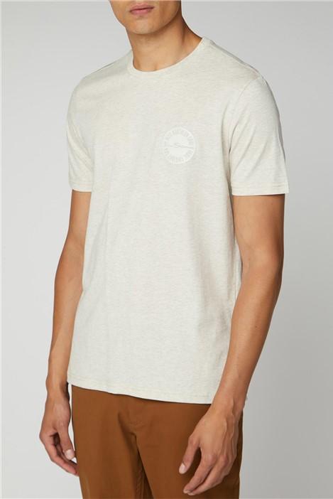 Ben Sherman Embossed Circle T-Shirt