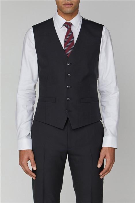 Ben Sherman Black Tonic Camden Suit