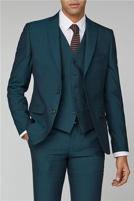 Ben Sherman Teal Tonic Camden Jacket