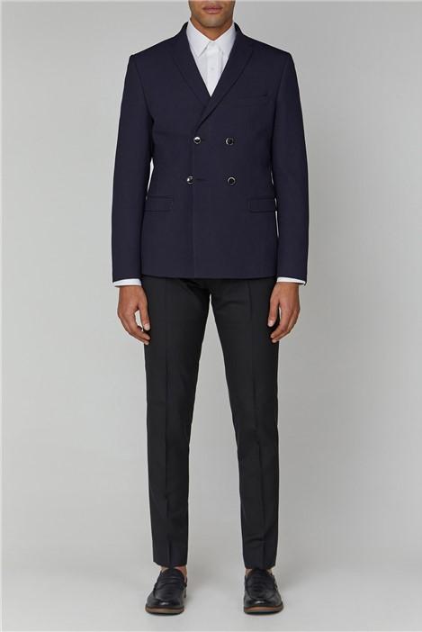 Ben Sherman Navy Texture Camden Jacket