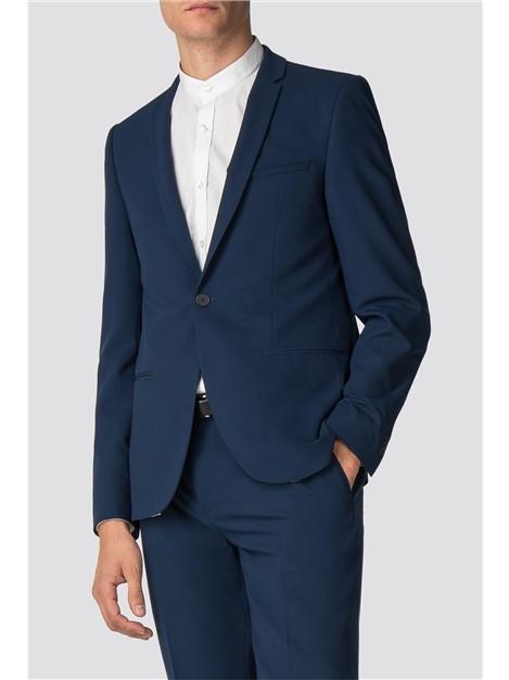 Viggo Erlangen Blue Skinny Fit Suit