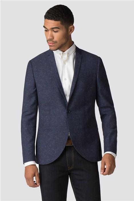Viggo Stutgart Navy Speckle Suit