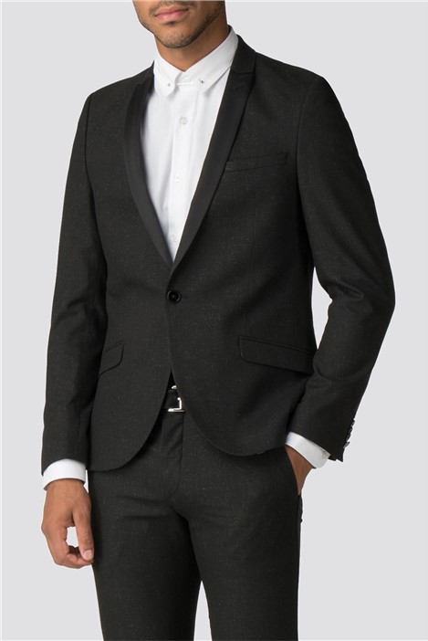 Shelby & Sons Greenrock Glitter Skinny Fit Suit