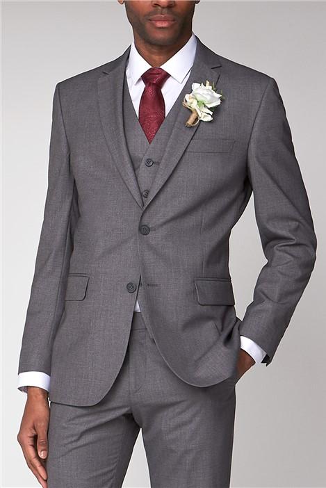 Scott & Taylor Occasions Grey Slim Fit Suit