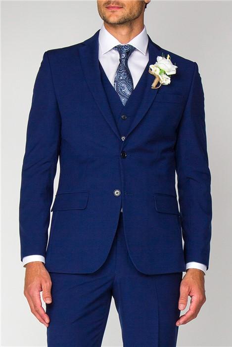 Scott & Taylor Occasions Blue Regular Fit Suit