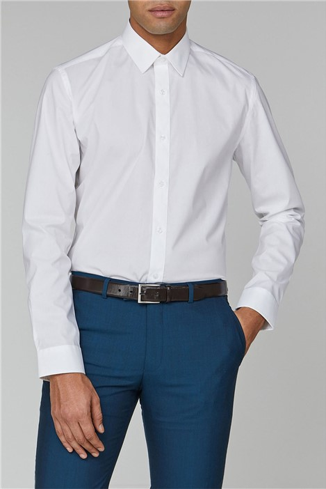 Ben Sherman Long Sleeve Stretch Shirt
