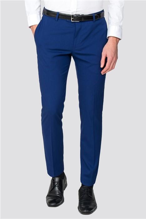 Red Herring Blue Skinny Suit