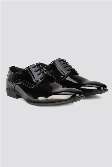 Scott & Taylor Patent Dress Shoe