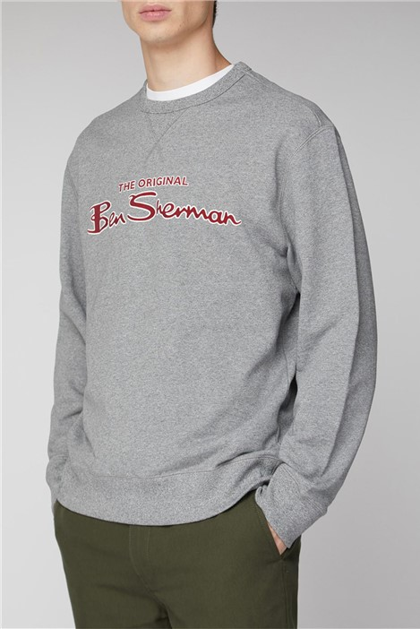 Ben Sherman Logo Sweat