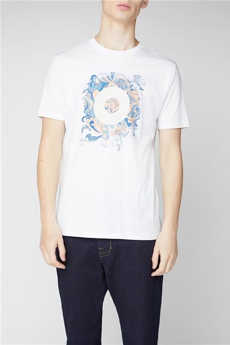Ben Sherman Ben Shernan Hero Target Graphic T Shirt