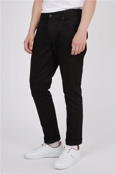 Ben Sherman  Straight Black Wash Jean