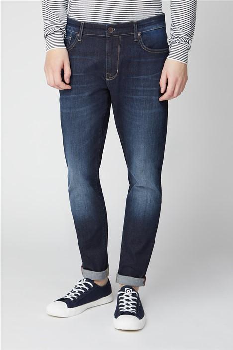 Ben Sherman Slim Taper Vintage Wash Jean