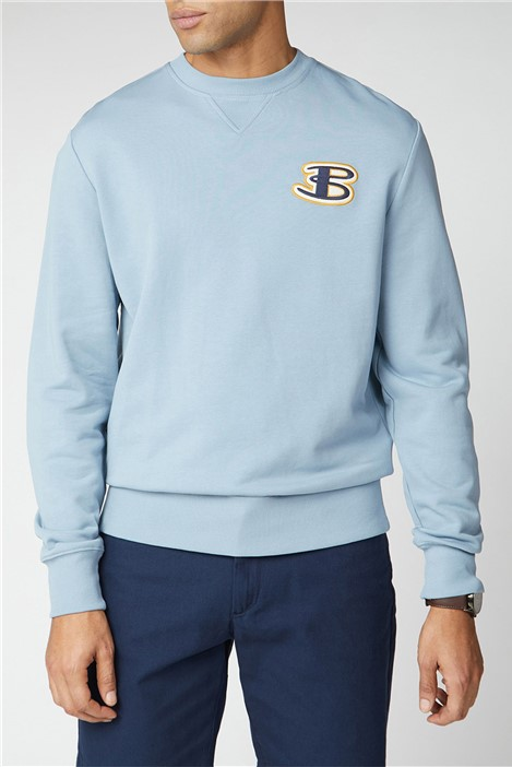 Ben Sherman Men's Cornelli Lounge Sweat