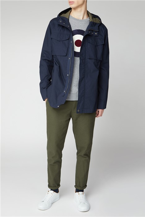 Ben Sherman Lightweight Field Jacket