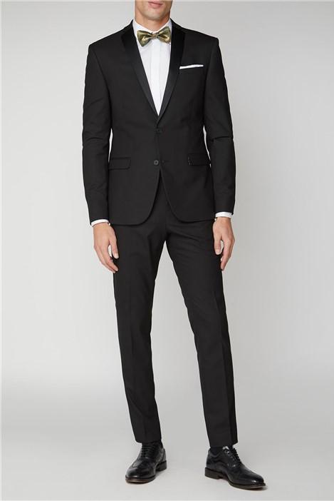 Limehaus Black Stretch Tuxedo