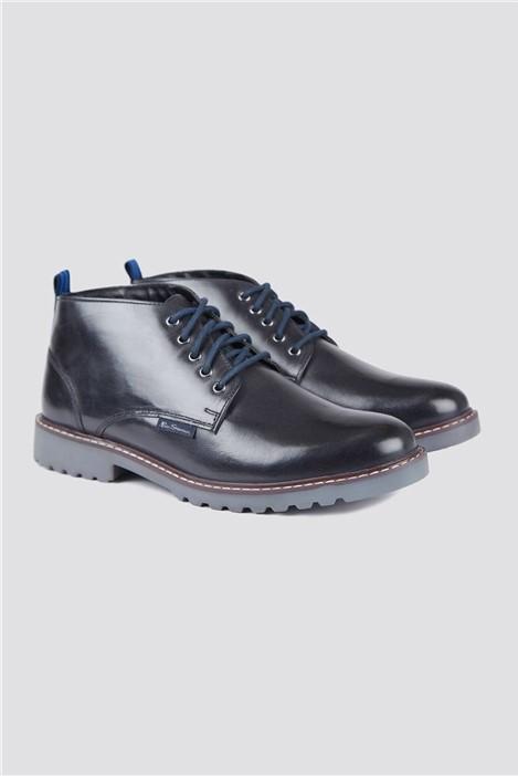 Ben Sherman Lace Up Boot