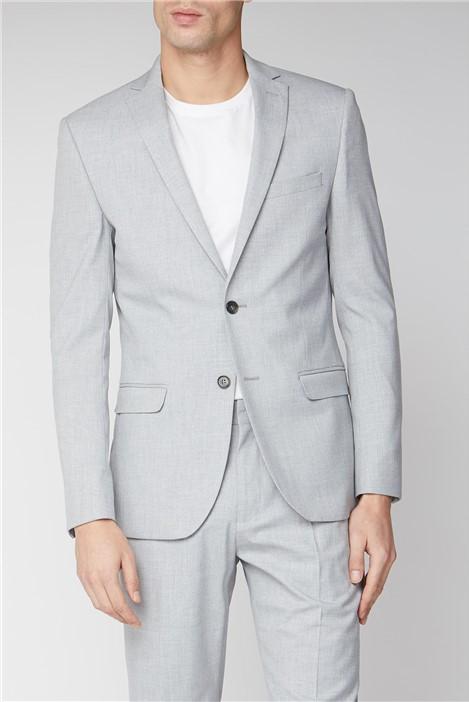 Limehaus Light Grey Slim Suit
