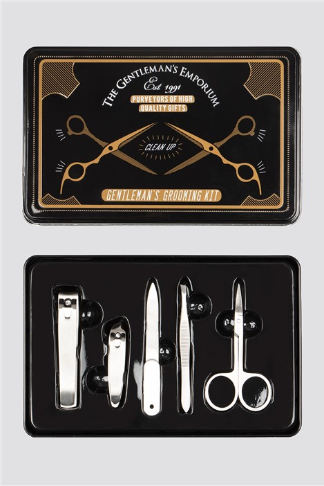 Suit Direct Grooming Kit Tin