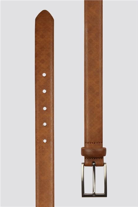 Limehaus Tan Texture Belt