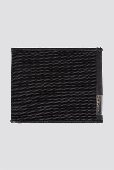 Jeff Banks Nylon Slim Wallet
