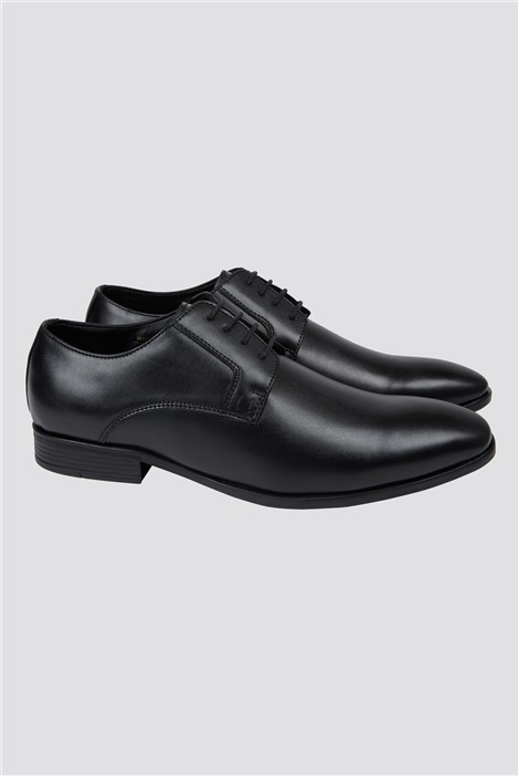 Scott & Taylor Black Lace Up Shoe