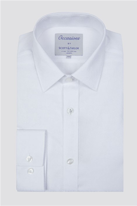 Scott Taylor Formal Shirts Suit Direct