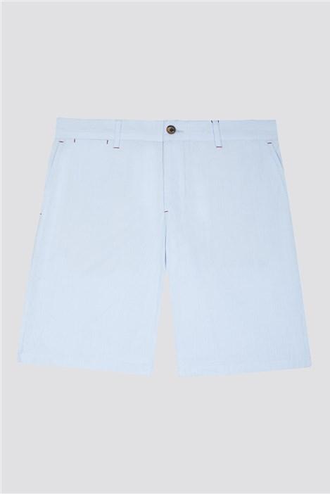 Jeff Banks Light Blue Shorts