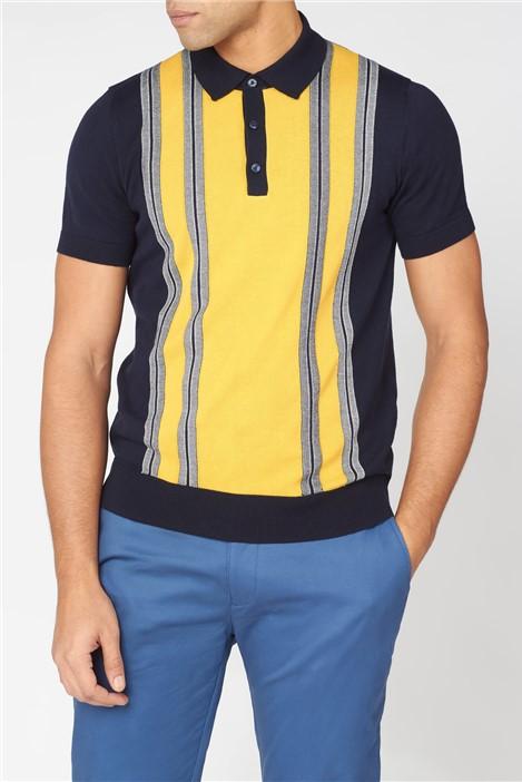 Ben Sherman  Mod Stripe Polo