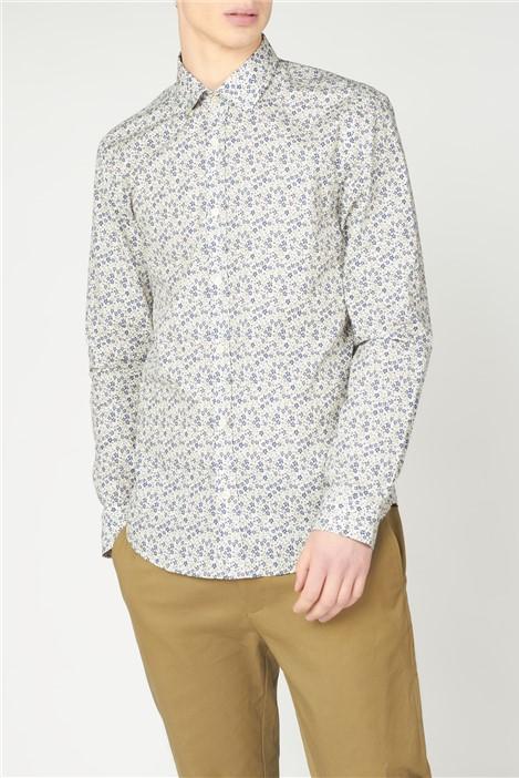 Ben Sherman  Multicolour Floral Print Shirt