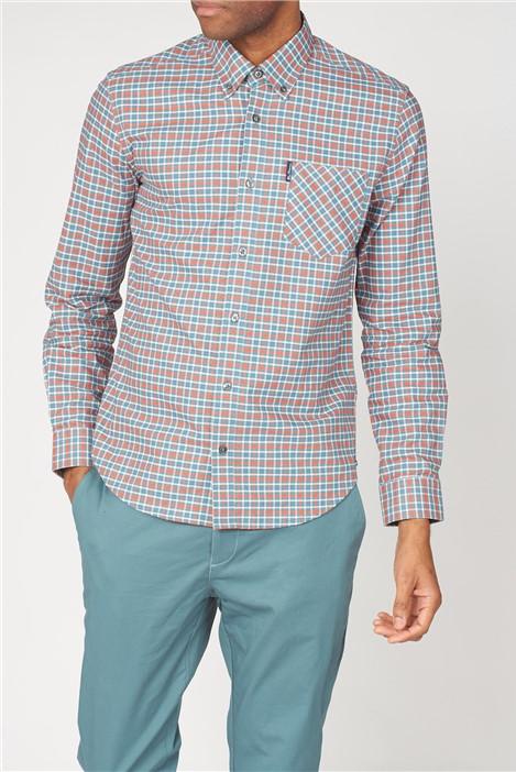 Ben Sherman Oxford Gingham Check Shirt