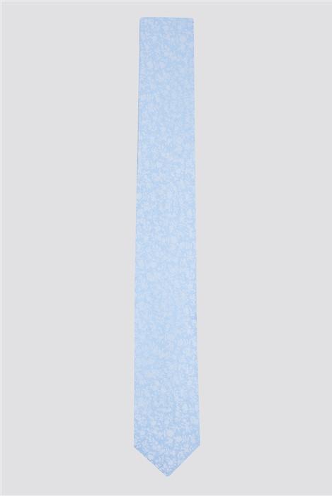 Limehaus Light Blue Tonal Tie