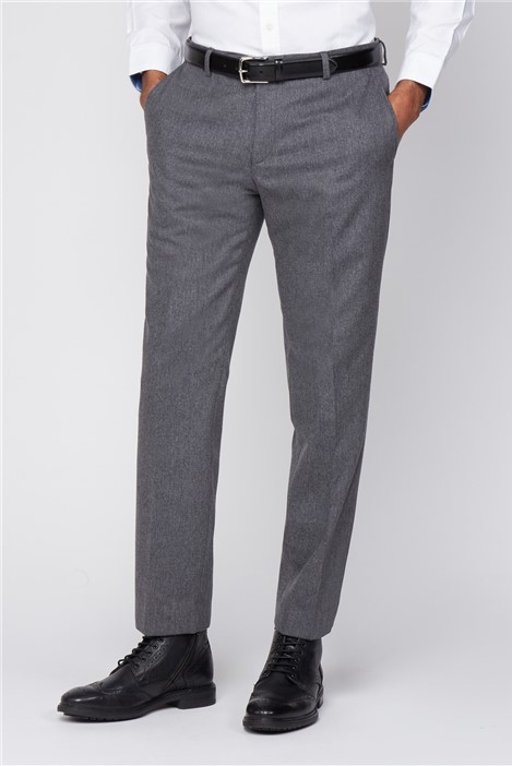 Racing Green Charcoal Texture Trouser