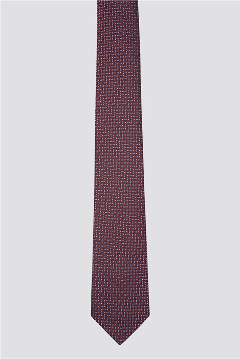 Ben Sherman Jacquard Texture Tie