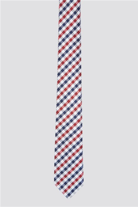 Ben Sherman House Check Tie