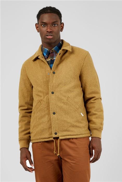 Ben Sherman Wool Coach Jacket