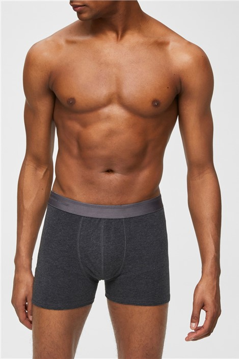 Selected Homme Trunk Short in Light Grey