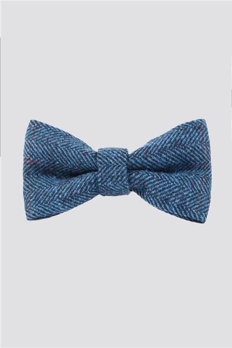 Marc Darcy Dion Blue Bow Tie