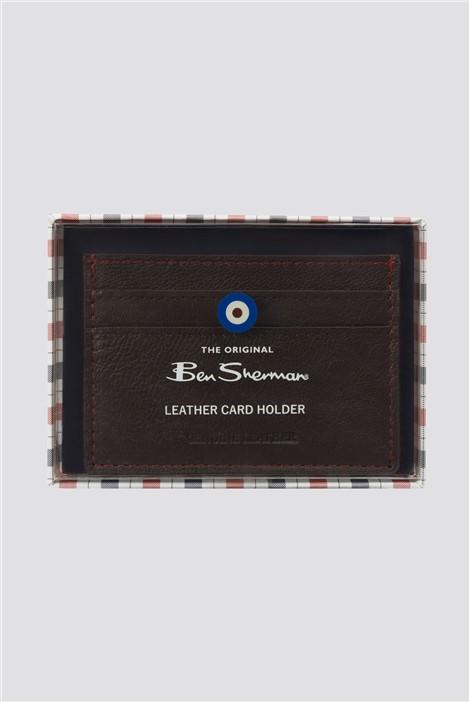 Ben Sherman Holtby Leather Cardholder