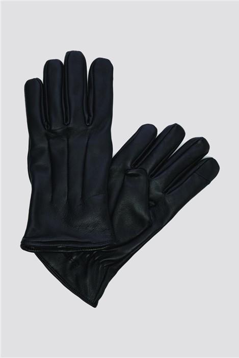JACK & JONES Leather Gloves