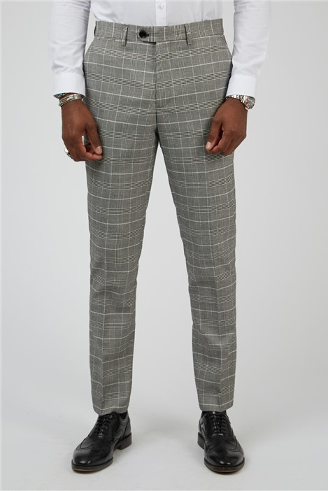 Marc Darcy Ross Grey Suit Trouser