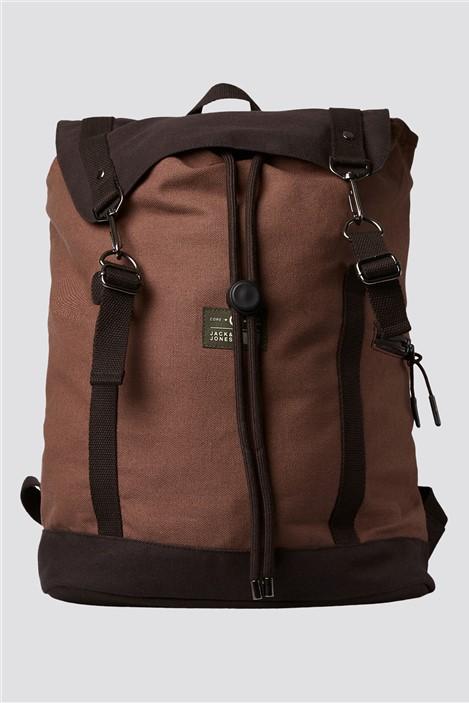 Jack & Jones Tan Backpack