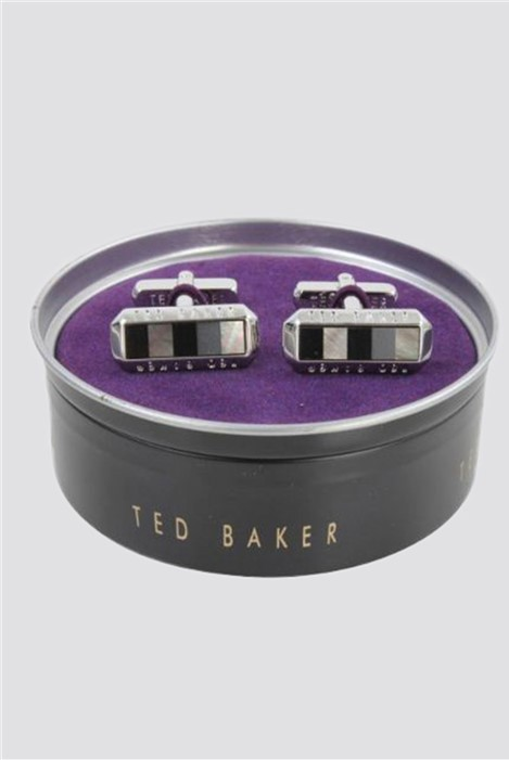 Ted Baker Stone Cufflinks