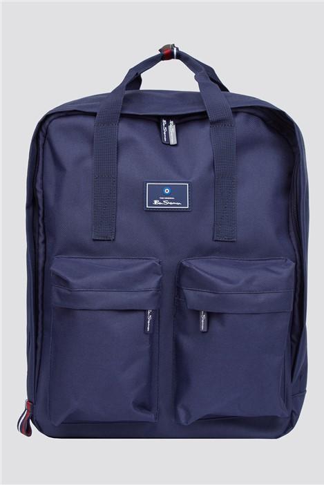 Ben Sherman Stiles Backpack - Navy