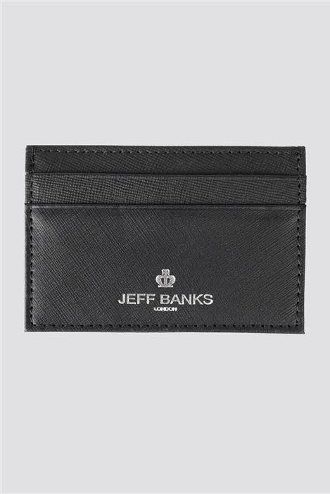 Jeff Banks Leather Card Holder