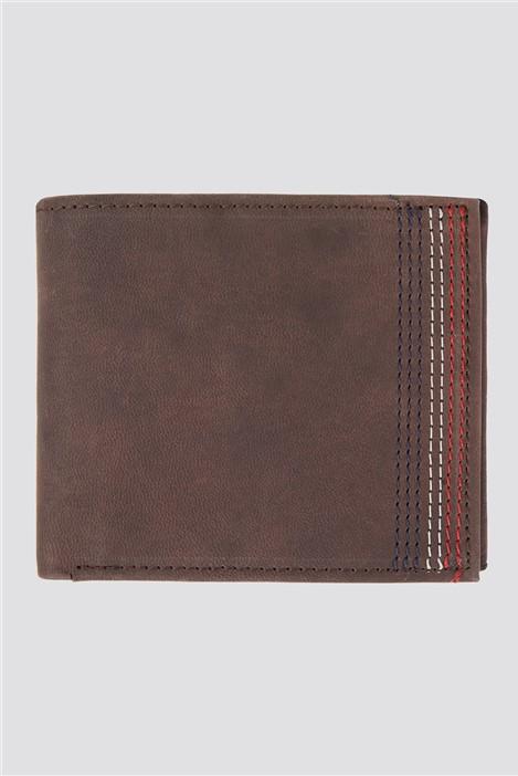 Ben Sherman Brown Harris Wallet